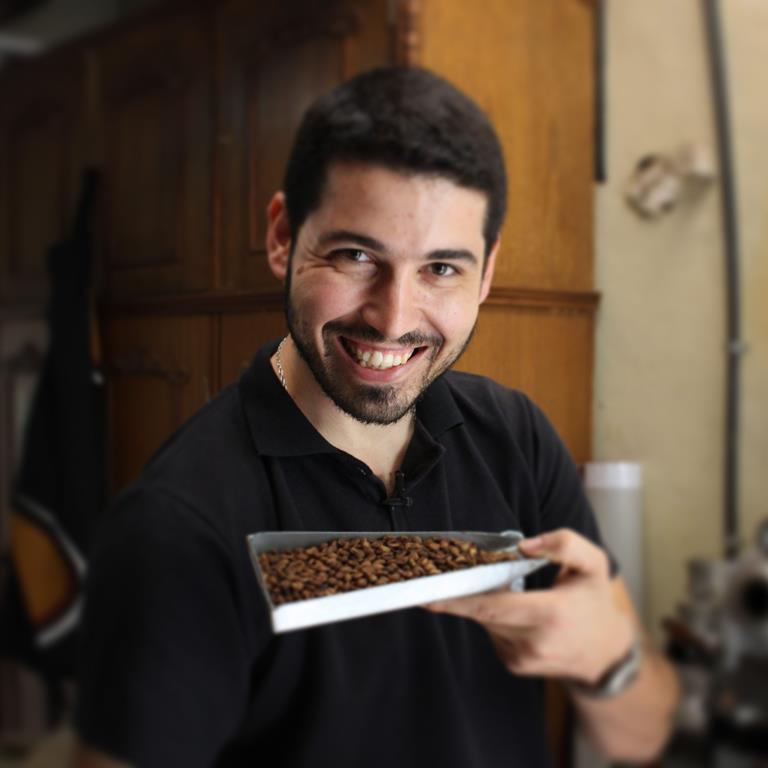 Kaffa Micro torrefação de cafés especiais