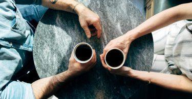 Café bebida mole