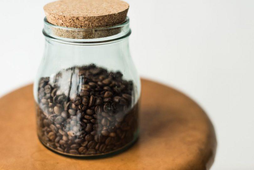 como guardar cafe
