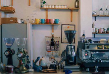 cafeterias tipos de cafe