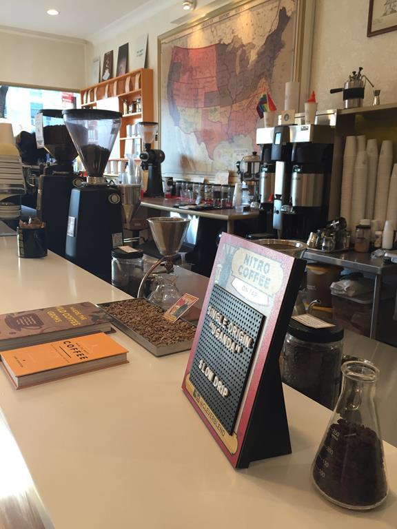 roteiro de cafe nova