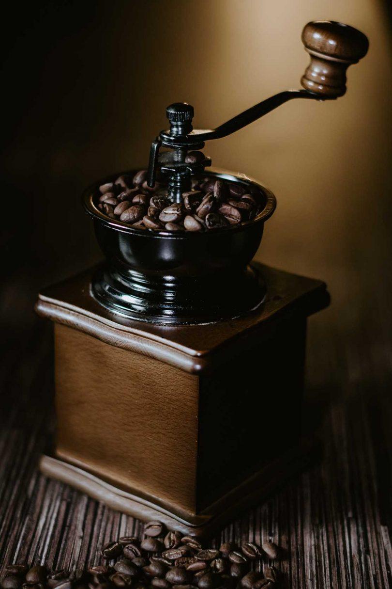 café especial moído