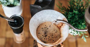 cafeteira chemex café